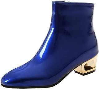 BalaMasa Womens ABS13995 Pu Boots