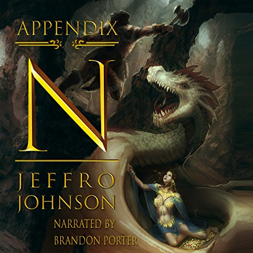 Appendix N audiobook cover art