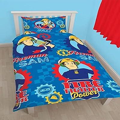 Niños Character juego de ropa de cama funda de edredón funda de almohada reversible suave por marvel
