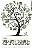Volkswirtschaft - was ist das eigentlich?: Elementare Zusammenh�nge einfach erkl�rt am Beispiel USA