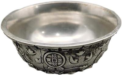 LAOJUNLU Antique Bronze Collection, Cornucopia, Copper-Nickel Alloy, Lucky Fortune Imitation