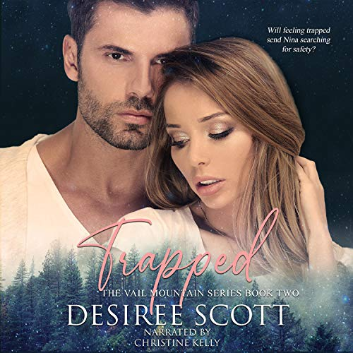 Trapped Audiobook By Desiree L. Scott cover art