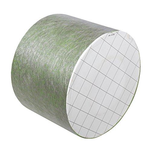 andiamo Kunstrasen Nahtband, PVC, grün, 12 x 10000 x 1 cm