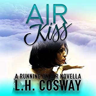 Air Kiss: A Running on Air Novella audiobook cover art