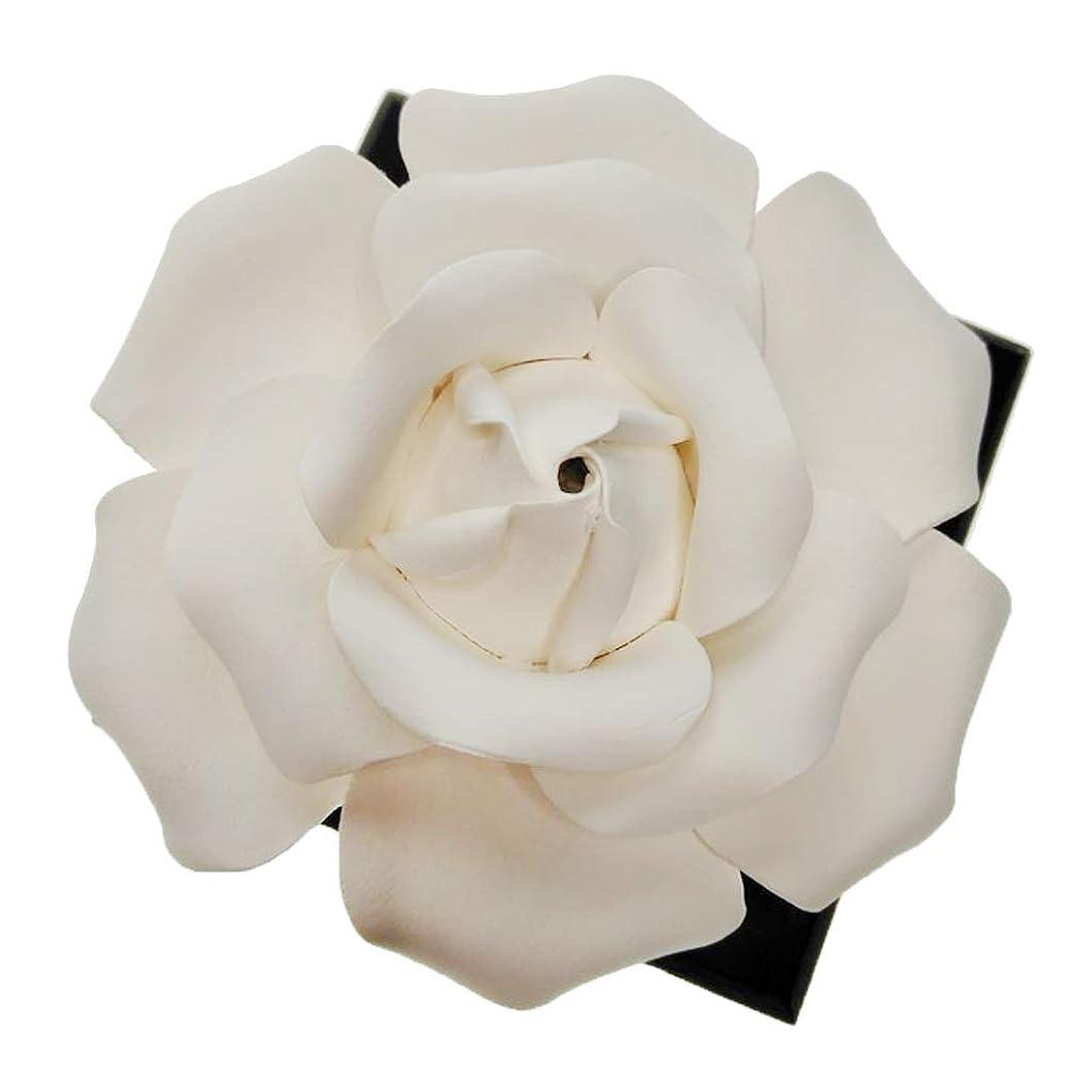 メンタル習字プレゼンB Baosity ローズフラワー エッセンシャルオイル 香水 香りディフューザー セラミック