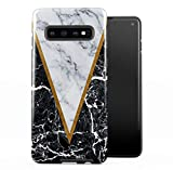DODOX Case Cover Compatible with Samsung Galaxy S10 Plus Silicone Inner & Outer Hard PC Shell 2...