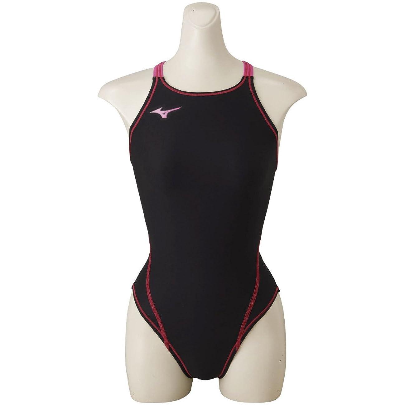 立ち向かう専門知識殺人MIZUNO(ミズノ) 競泳水着 トレーニング用 ジュニア エクサースーツ ミディアムカット N2MA8460