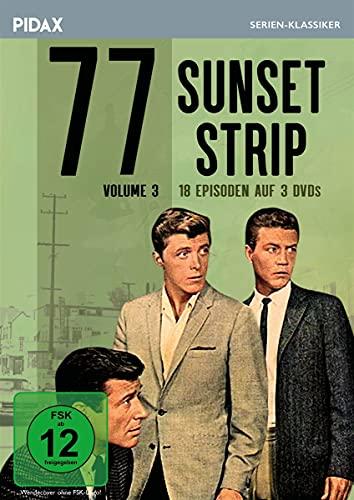 77 Sunset Strip, Vol. 3 / Weitere 18...