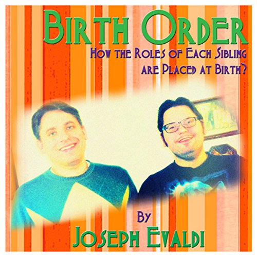Birth Order audiobook cover art