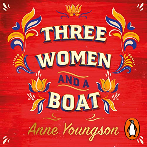 Three Women and a Boat audiobook cover art