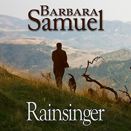 Rainsinger audiobook cover art