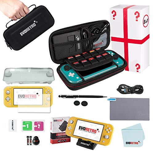 Best Accessory Kit for Nintendo Switches