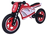 Der Herzog Holz Motorrad Balancen-Fahrrad