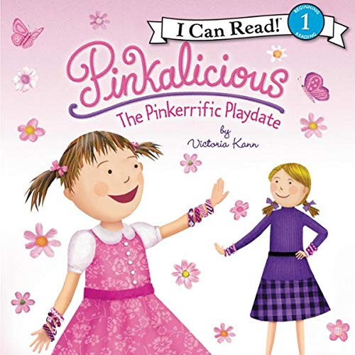 Couverture de Pinkalicious: The Pinkerrific Playdate