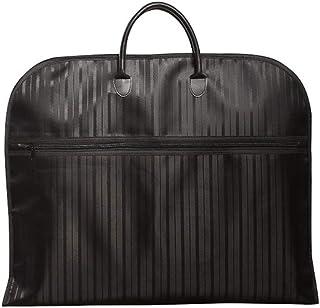 ビニールポーチ PVC 収納バッグ 化粧ポーチ 防水ウォッシュバッグ 透明バッグ トイレタリー整理バッグ トラベルポーチ 3個セット 旅行出張用 クリアポーチ (ブラック+透明)