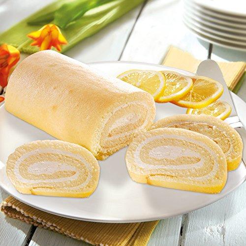 Besser Zitronen-Biskuitrolle; 400 g