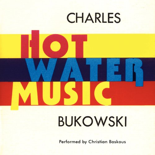 Hot Water Music audiobook cover art