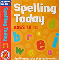 Spelling Today for Ages 10-11 Indian edition