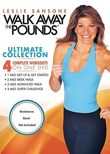 Leslie Sansone - Walk Away the Pounds Ultimate Collection (Disc only)