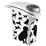 Curver Pet Dry Food Container Dog, 23 Litre