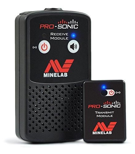 Minelab Pro-Sonic Wireless Module, Black, 3900-0001
