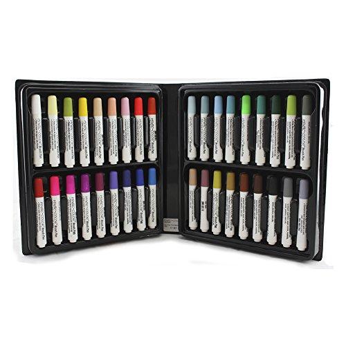 Kit de Canetas Magic Color Soft Type com 36 Cores Básica Sortidas - Cód. 566