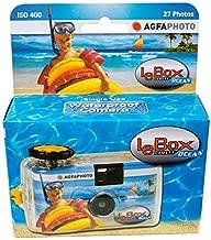 AgfaPhoto LeBox Ocean 400 Disposable Cameras 27 Photos