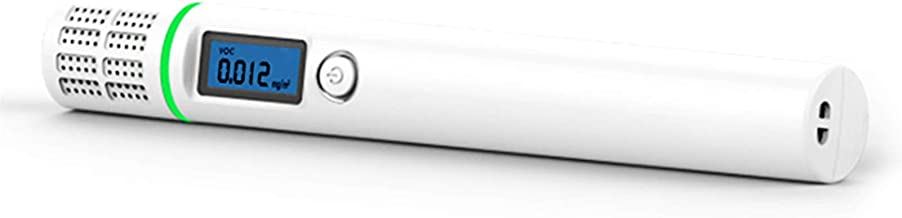 Detector de Vazamento de Gás Natural portátil com Display LCD Detector de Gás Combustível de Alta Precisão Sensor Testador