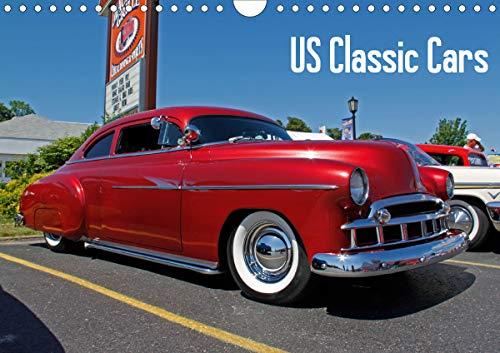 Gutersohn magic-eye. ch, H: US Classic Cars (Wall Calendar 2 (Calvendo Technology)