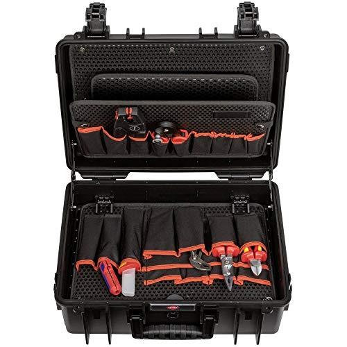 Knipex 00 21 35 - Maleta de herramientas Robust23 Electro