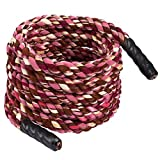 20 Feet Tug of War Rope - Thick Tug-o-War Rope for Outdoor, Fun Activities, and Sports, Perfect for Sport Meets and Party games, Color May Vary