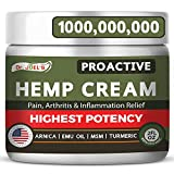 Premium Pain Cream with Arnica,...