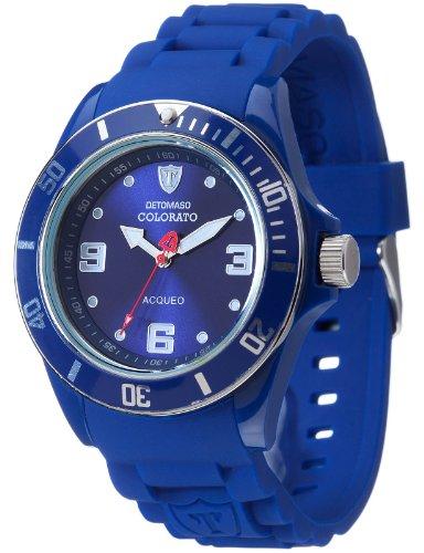 DETOMASO Unisex-Armbanduhr Analog Quarz DT2031-C