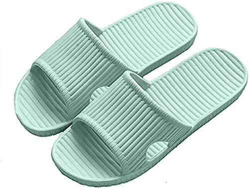 APIKA Dames- en Heren Antislip Slip-on Slippers Binnengebruik Buitengebruik Bad Sandaal Zacht Schuim Zool Zwembad Schoenen Huis Thuis Glijbaan