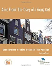 Anne Frank: The Diary of a Young Girl Standardized Reading Practice Test Package