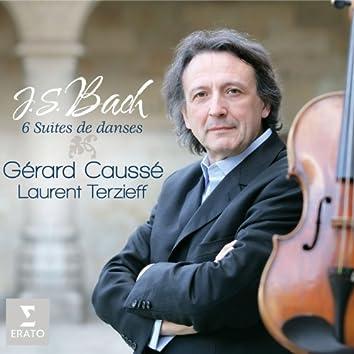 J.S. Bach: 6 Cello Suites On Viola