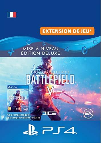 Mise à niveau vers Battlefield V Édition Deluxe Downloadable DLC - Code Jeu PS4 - Compte français