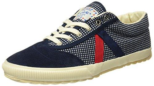 El Ganso Tigra Walking Fabric New Hastag, Zapatillas de Deporte Unisex Adulto, Azul (Dark Blue/White), 41 EU