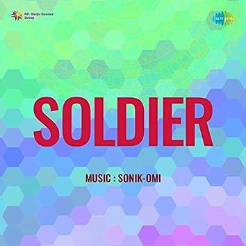 "Zamin Ke Chand Tere Dil Men Pyar (From ""Soldier"") - Single"