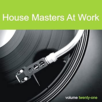 House Masters At Work, Vol. 21