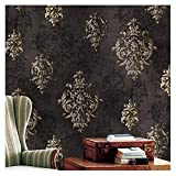 Damask Wallpaper For Bedrooms - Best Reviews Guide