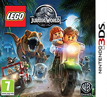 Third Party - Lego Jurassic World Occasion [ Nintendo 3DS ] - 5051889540472