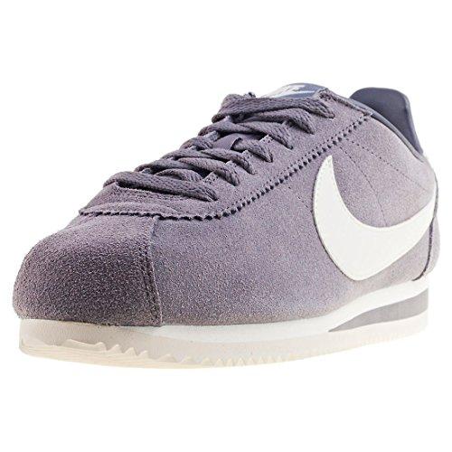 Nike Herren Classic Cortez Se Gymnastikschuhe, Grau (Gunsmokesail 005), 47 EU