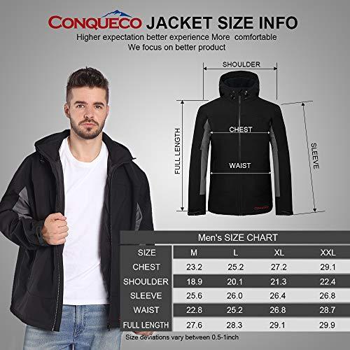 CONQUECO Beheizte Jacke (Herren)