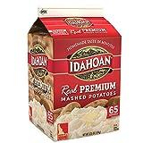Idahoan Real Mashed Gable Carton, Premium, Valuue 2 Pack ( 3.25lb Carton Each )