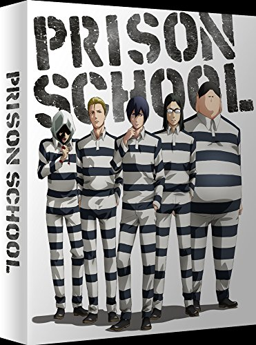Prison School - Collectors Edition (2 Blu-Ray) [Edizione: Regno Unito] [Edizione: Regno Unito]