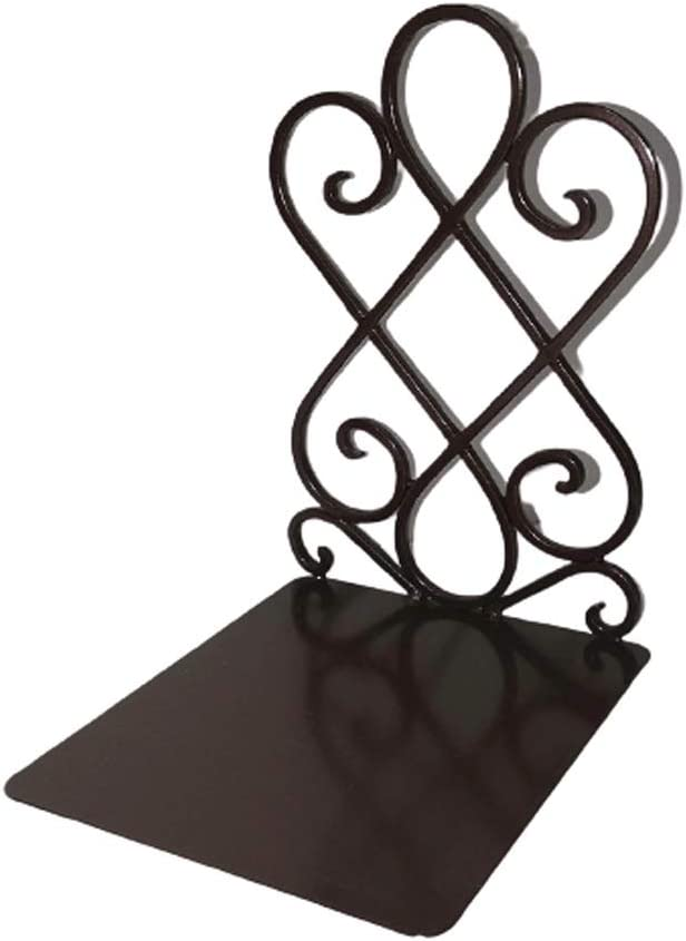 ZANZAN Wrought Iron Book Stand St End Max 47% OFF Recommended Metal Telescopic
