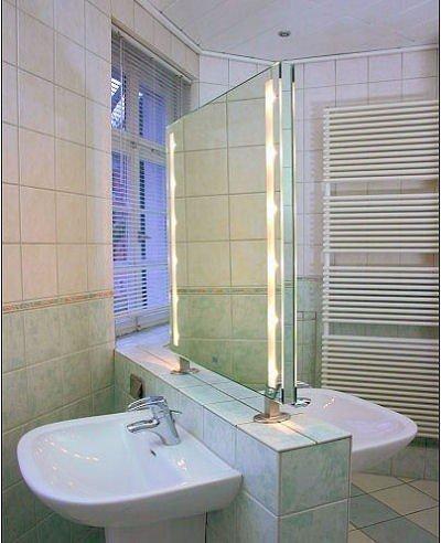 Spiegel Raumteiler Cleo Stare ILLUMINARE 60x90cm