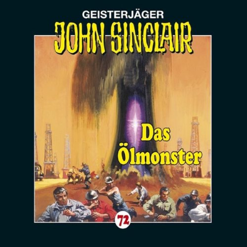 Das Ölmonster audiobook cover art