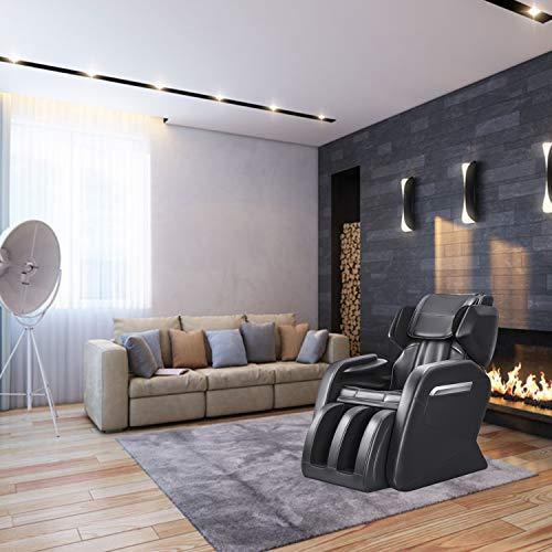 %23 OFF! Massage Chair, Zero Gravity Massage Chair, Full Body Shiatsu Massage Chair Recliner Yoga St...